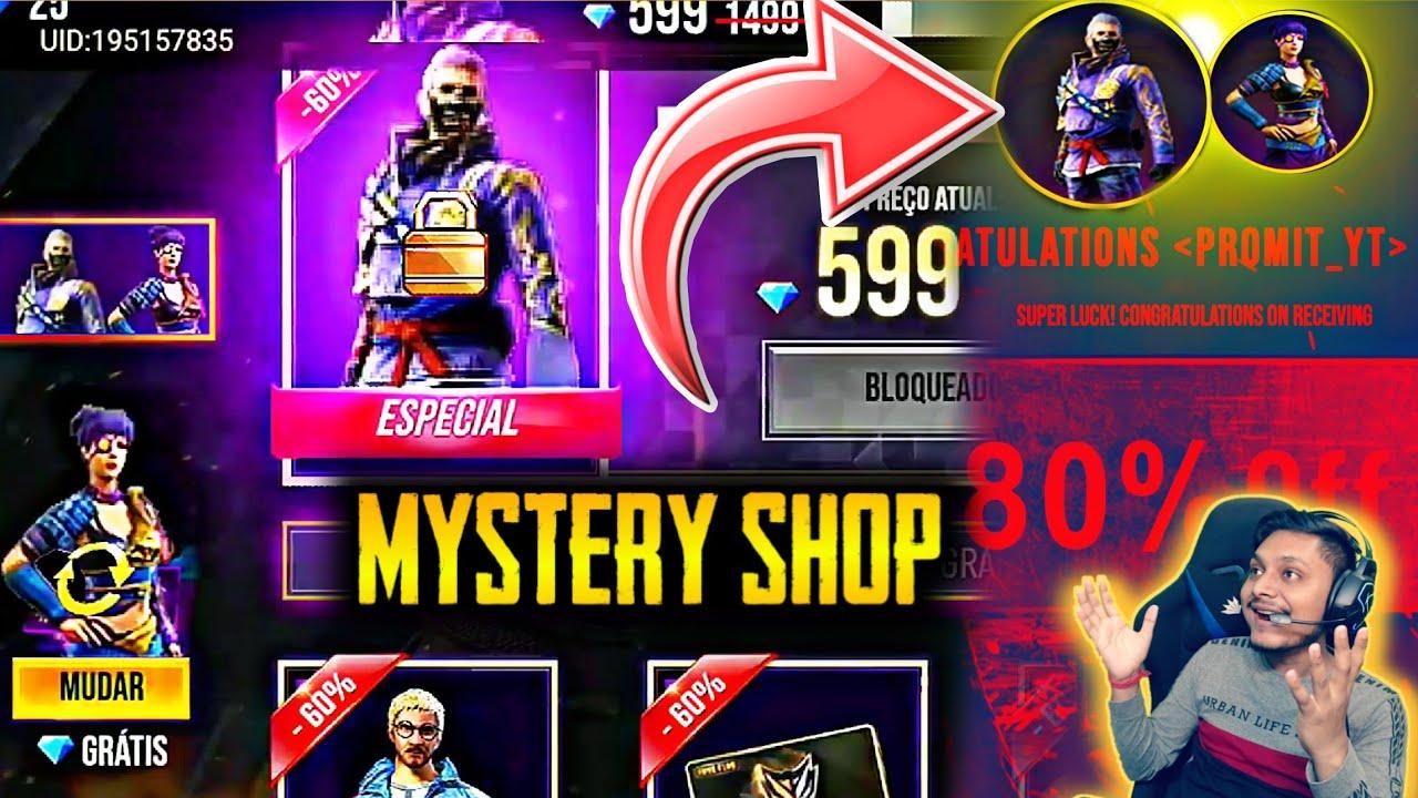 Event-Mystery-Shop-FF-Kapan-Ini-Dia-Deretan-Hadiahnya